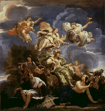 Giordano,_Luca_-_Allegory_of_Prudence_-_1680s